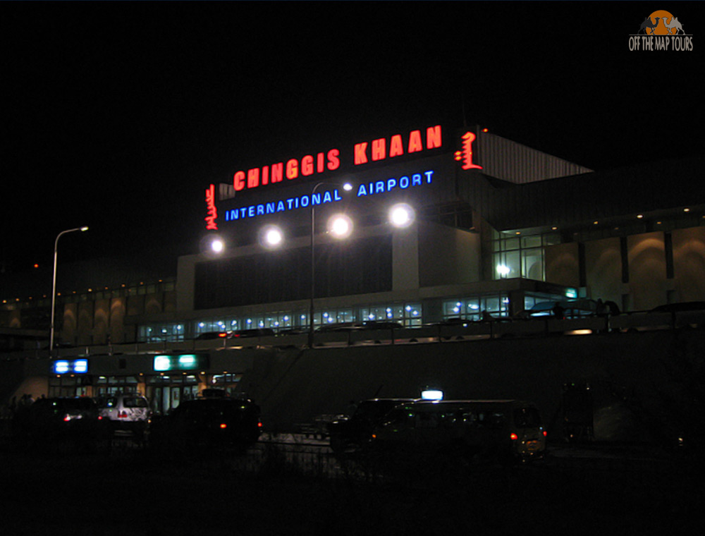 International Airport Mongolia