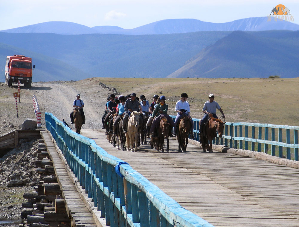 Riding Tours Mongolia